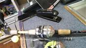 EAGLE CLAW Fishing Rod & Reel ROD AND REEL